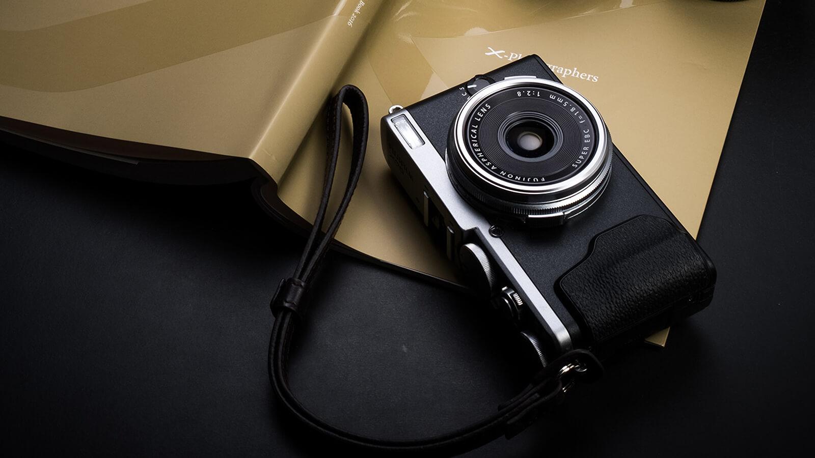 Fujifilm X80