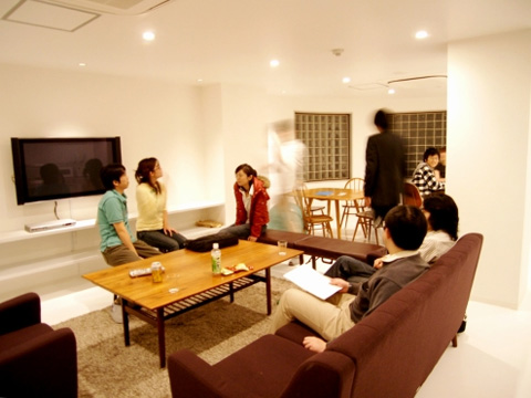 ゲストハウスを検討してみるの画像。