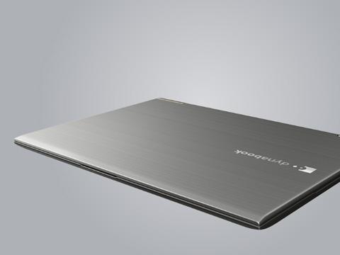 新しいノートパソコンを検討中の画像。
