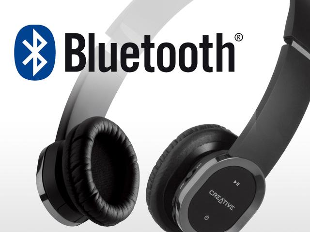 Bluetoothで 音楽もワイヤレスに楽しみたいの画像。
