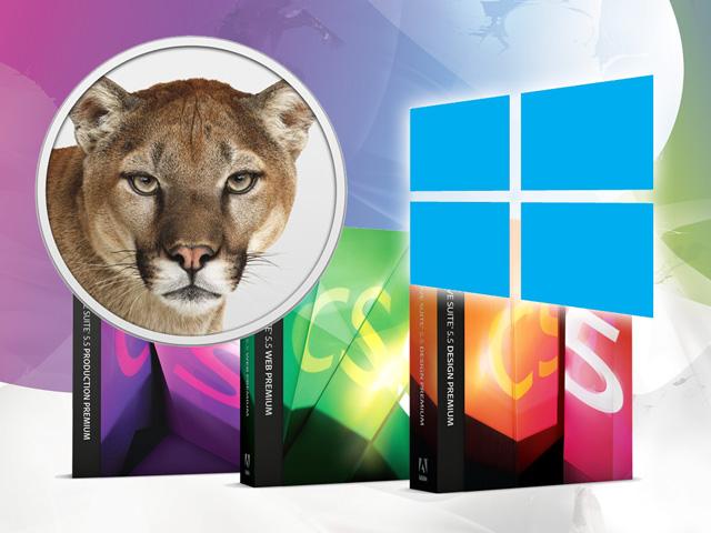 Windowsから Macへ Creative Suiteのライセンスを移行する方法の画像。
