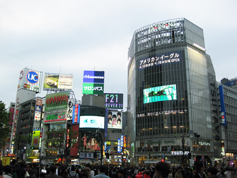 渋谷区に引越します!の画像。