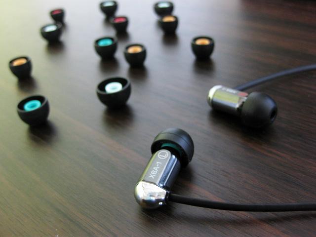 Sony初の BAイヤホンを今さら購入の画像。