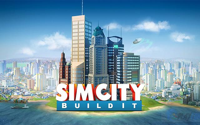 ライトユーザだから楽しめる「SimCity BuildIt」の画像。